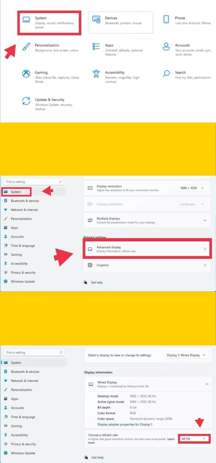 adobe post 20210701 12453202251586102907786790 How to Enable and Disable Dynamic Refresh Rate in Windows 11